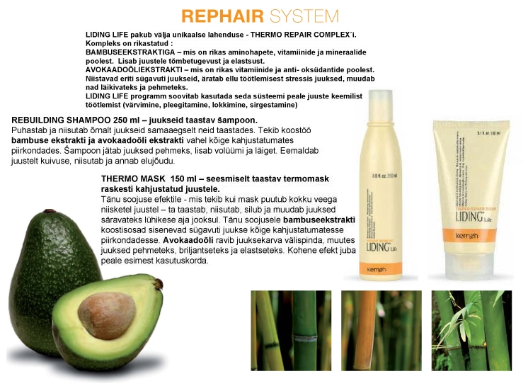 Rephair System